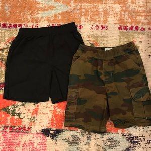 5/$25 - Boys BUNDLED Shorts Set - 3T
